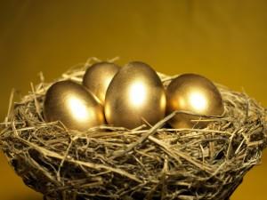 ¿Dónde invertir en bolsa? Te lo explico con la gallina de los huevos de oro