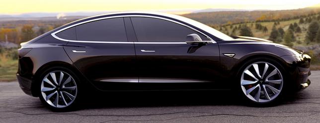 Model 3 de Tesla