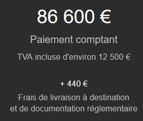 Precio del Tesla S. 86.600 €. ¿Cuánto pagarías por acciones de Tesla sabiendo que la empresa está en pérdidas?