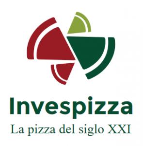 Logo de Invespizza, compañía inventada.