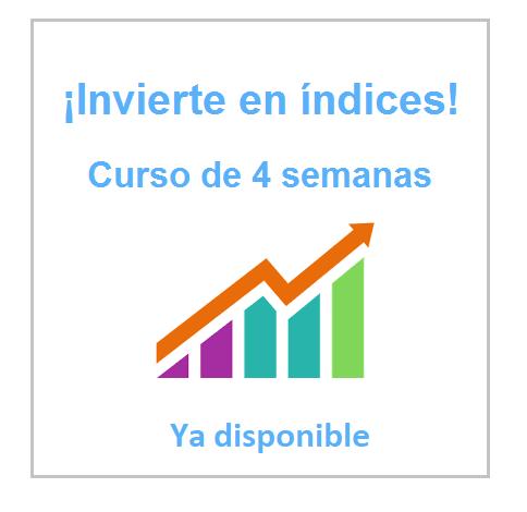 Curso de Inversión en índices