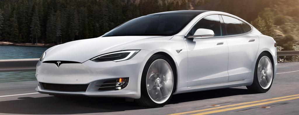 Model S, vehículo eléctrico de Tesla