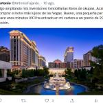 Mi inversión en Las Vegas: VICI